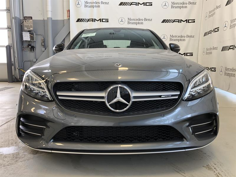 New 2019 Mercedes-Benz C43 AMG 4MATIC