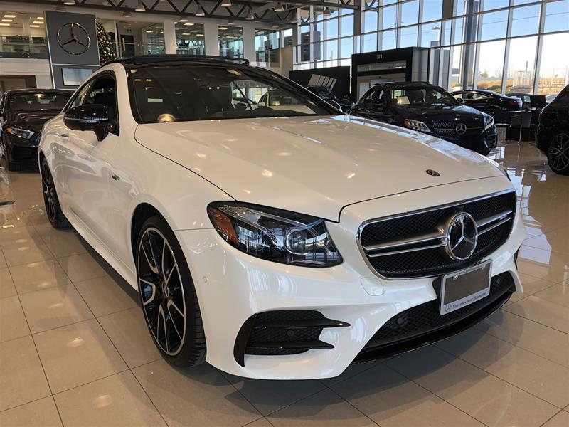 2 Door Coupe New 2019 Mercedes Benz E Cl E53 Amg 4matic