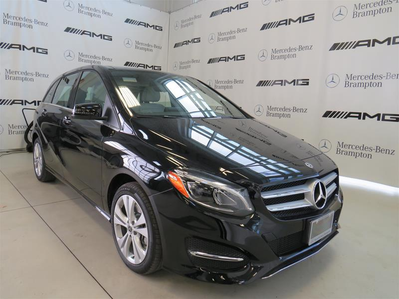 New 2019 Mercedes Benz B Cl B250 4matic Sports Tourer