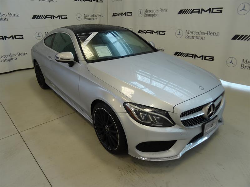Certified Pre Owned 2017 Mercedes Benz C Cl C300 Sport 4matic
